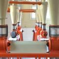Vermahlung des Getreides - Pneumatische Mehlförderung